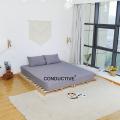 Draps de lit de connexion à la terre Conductive Healthy Care