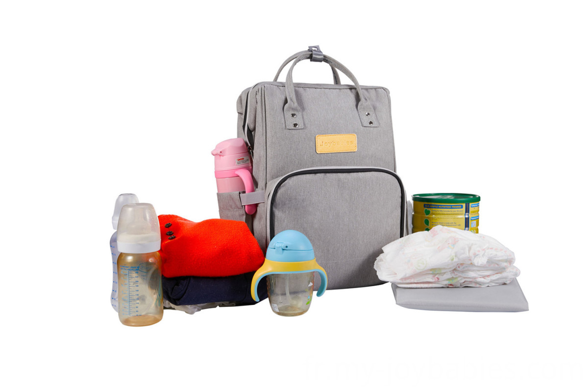 Stylish 5 In 1 Baby Boom Diaper Bag