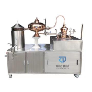 Charentais Stills Brandy distilling machine traditional cognac brandy distiller  equipment red copper