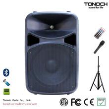 Fabrik Versorgung 12 Zoll Kunststoff Sound Box mit guter Qualität