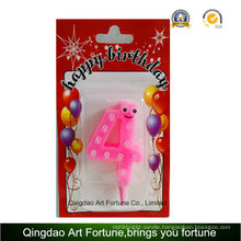 Birthday & Party Happy Cake Candle