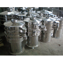 Equipamento de vibração centrífugo da máquina da peneira de Zs na indústria