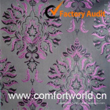 Jacquard Curtain Fabric, Made of 82%polyester, 18% Viscose