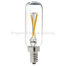T25 1.5W Twist Filament LED Bulb con Transparente