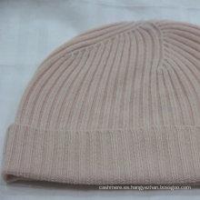 2016 Gorritas slouch coloridas gorrita tejida de la cachemira / sombreros de la gorrita tejida de encargo de la cachemira / sombrero hecho punto invierno