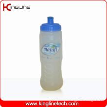 Plastic Sport Water Bottle, Plastic Sport Water Bottle, 700ml Plastic Drink Bottle (KL-6748)