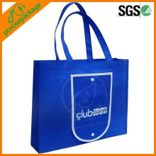 Promotional folding grocery Non Woven tote Bag