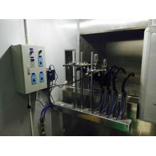 Полностью автоматическое оборудование распылительное покрытие УФ