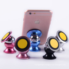 360 Degree Rotatng Magnetic Cell Phone Holder Car Mount Holder