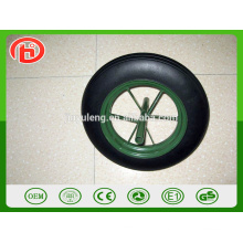 12 inches 13'' 14'' ,prower solid rubber wheels