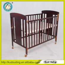 Comfortable baby wooden bed designs