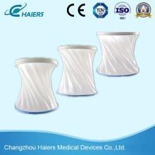 Protetor de ferida de silicone para uso único