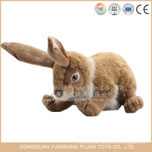 Emulational long ears plush rabbit toys
