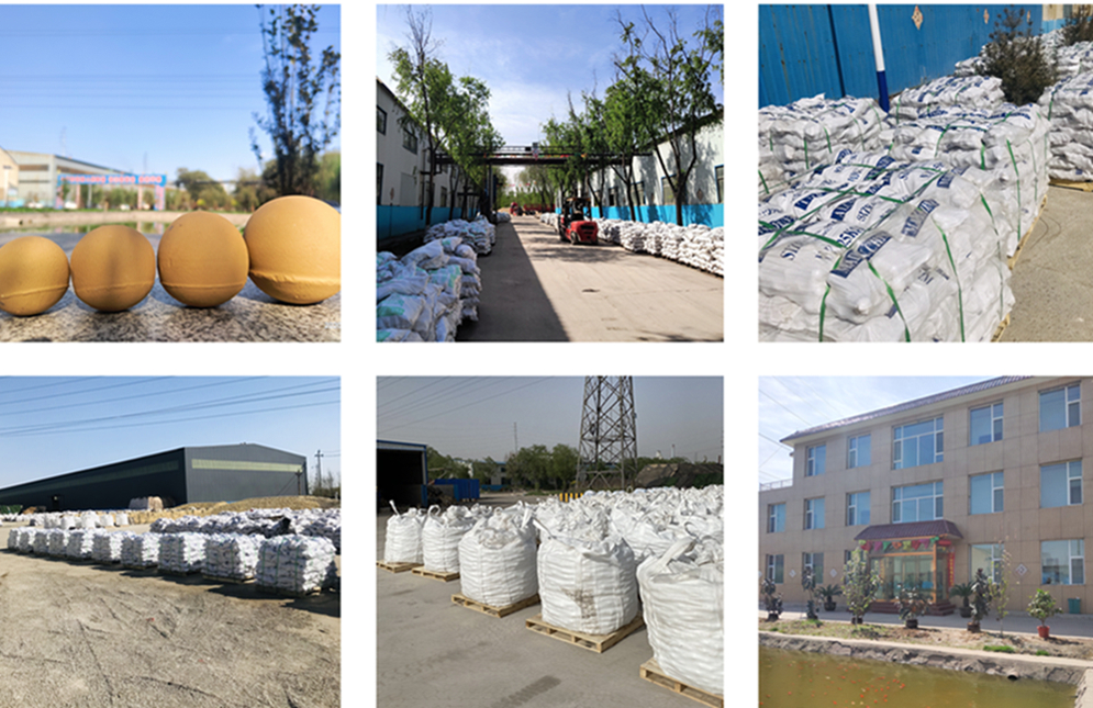 92% Alumina Ball for Ball Mill
