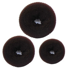 Three Size Pretty Hair Doughnut (BUN-68)