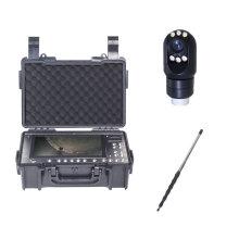 Câmera de inspeção de tubo de contêiner Câmera de detecção de duto de ar