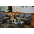 Hot Sales Splendid Design Water Hyacinth Sofa Set For Indoor Use or Living Room Natural Wicker Furniture