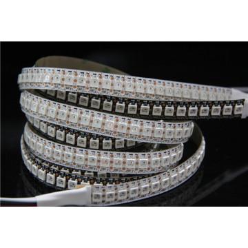 Ce y RoHS Sk6818 Ws2812b Individually direccionable 5050 tira del LED