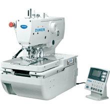 Zuker irmão computador ilhó botão Holing máquina de costura Industrial (ZK9820)