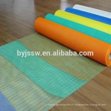 Usine de maille de fibre de verre d'alcali-résistance