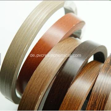 Lipping Roll Edge Banding Tape PVC