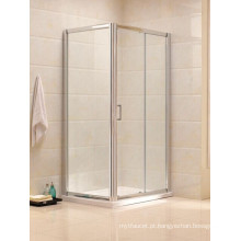 Best Selling gabinete de alumínio do chuveiro simples (B15)
