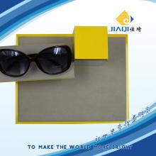 Pantalla de madera personalizada de los vidrios del ojo