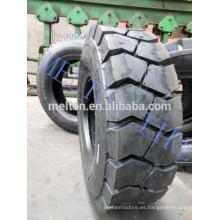 neumático de la carretilla elevadora 815-15 / 28 * 9-15 neumático + tubo + flape