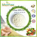 Высокий азот NPK 15-15-15 Зеленое удобрение для урожая