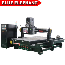 1530 Atc CNC Router Carousel Tool Changer Wood Cutting Machines Price