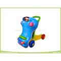 Переключаемый игрушки Крокодил Принц ходунки 2 в 1