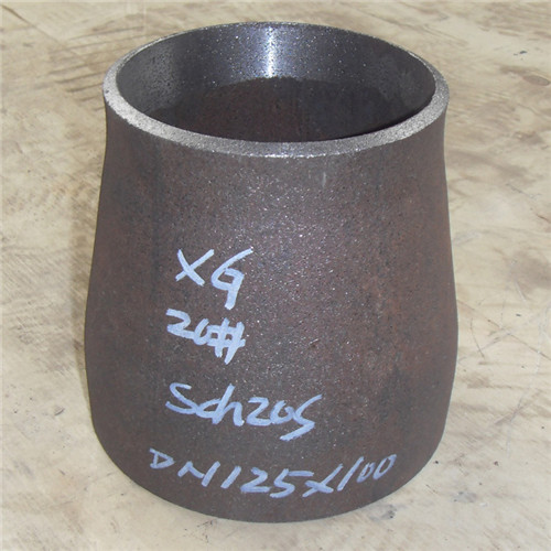 Butt Weld Seamless Carbon Steel Eccentric Reducer