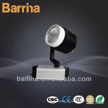 Flexible verfolgen Lampe COB LED Schienenbeleuchtungbefestigungen