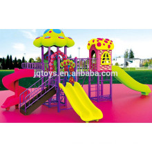 Jardín de infancia al aire libre plástico garten champiñón patio de recreo equipo