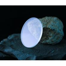 Janelas de cristal safira azul com cristal safira