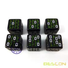 Bescon High Quality Custom Dice for Sale