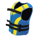 Seaskin Junior Neoprene Kayak Life Jacket