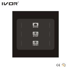 1 Gang Vorhangschalter Touch Panel (SK-CT1200-AC1)