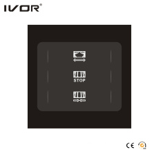 1 Gang Curtain Switch Touch Panel (SK-CT1200-AC1)