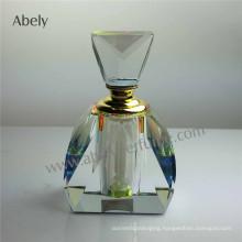 Fashion Design Crystal Glass Oil Bottles for Perfume Oil