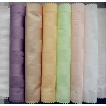 100% хлопок окрашенные ткани для изготовления простыня