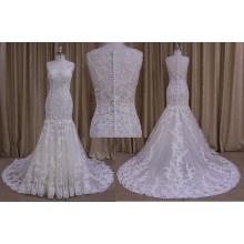 Свадебное платье в стиле Русалка или Русалка