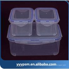 Прессформа коробки для завтрака OEM изготовленная на заказ пластичная