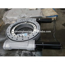 Enclosed Slewing Drive For Solar Tracker SE14 Worm Gear Slew Drives