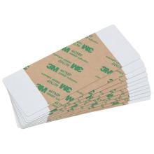 Tarjeta de limpieza adhesiva de la impresora Datacard (548714-001)