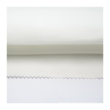 Factory Direct Sales Dobby Stretch Quick Dry Cotton Fabric Curtain Fabric for Garment Curtain Home Shirt Home Textile WHITE