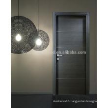 High Quality Interior Flush PVC Door