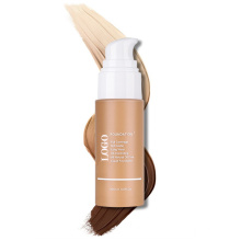 Natural long-lasting makeup foundation