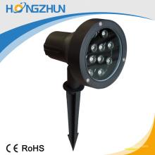 Alumbrado impermeable al aire libre el alto y la alta calidad CE RoHs IP65 llevó la luz del jardín
