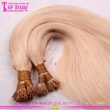 Fashion pre-bonded hair hot sale popular pre-bonded hair extensions wholesale 7a grade pre bonded hair extensions